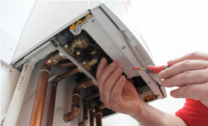 boiler repair in west London